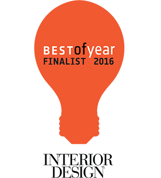 INTERIOR DESIGN'S BEST OF YEAR AWARDS FINALIST